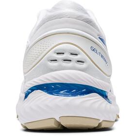 asics Gel-Nimbus 22 Retro Tokyo Sko Herrer, white/electric blue